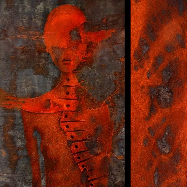 Rust, digital art by Marcin Sacha