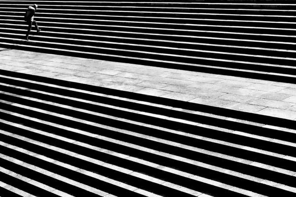 Street photography by Junichi Hakoyama