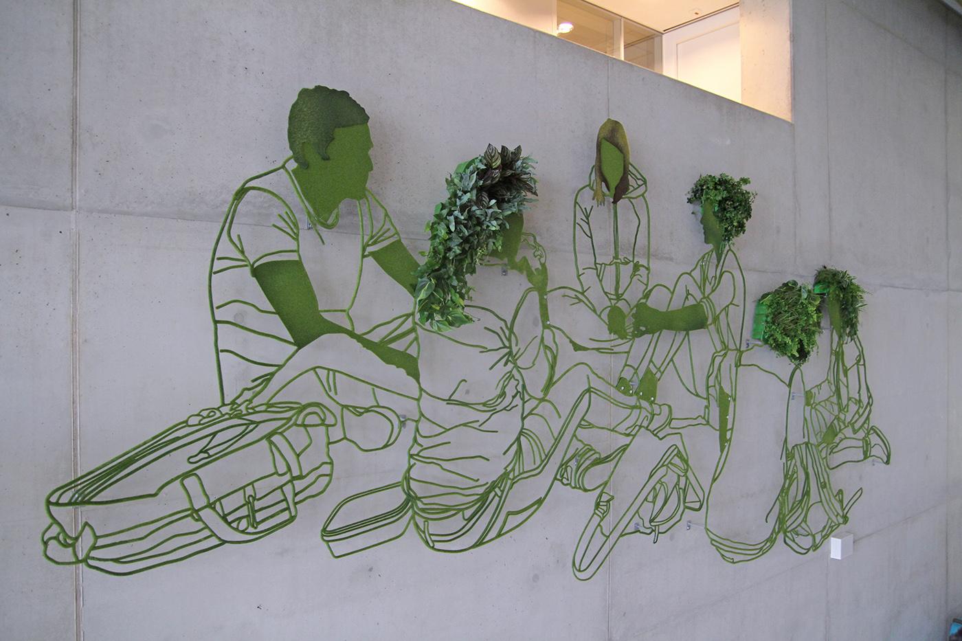 Grow Wageningen University, interior design by Frank Plant