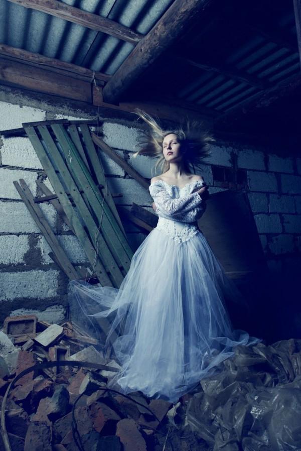 """I like my doll, I hate it..."", photography by Anastasia Rybakova"