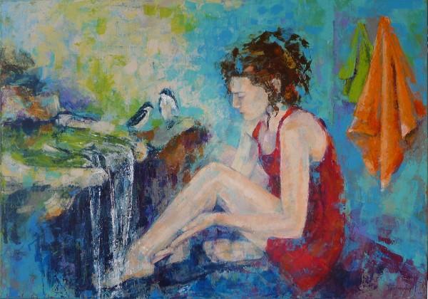Fotini Polychronou, paintings
