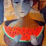 Paintings by Marina Borodulya