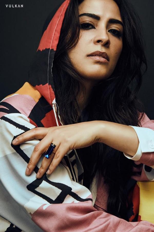 """Yasmine Al Massri"" by Cesar Balcazar"
