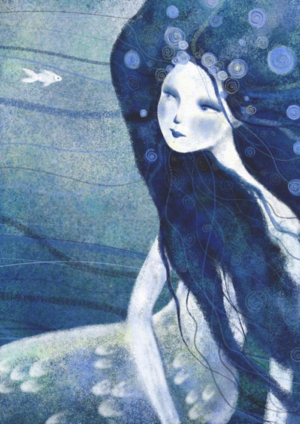 Children's book illustration by Sara Ugolotti