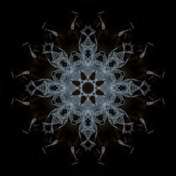 Fractal Sun, digital art by MOBArt