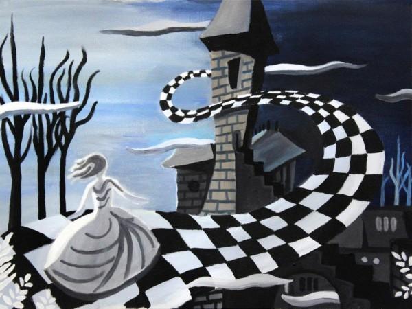 Deconstructing Memories, illustration by Skyler Brown