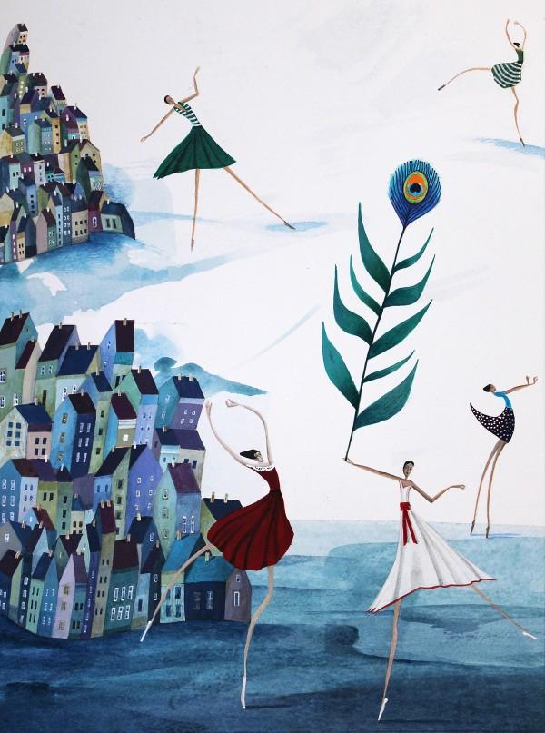 Maria Brzozowska, illustration