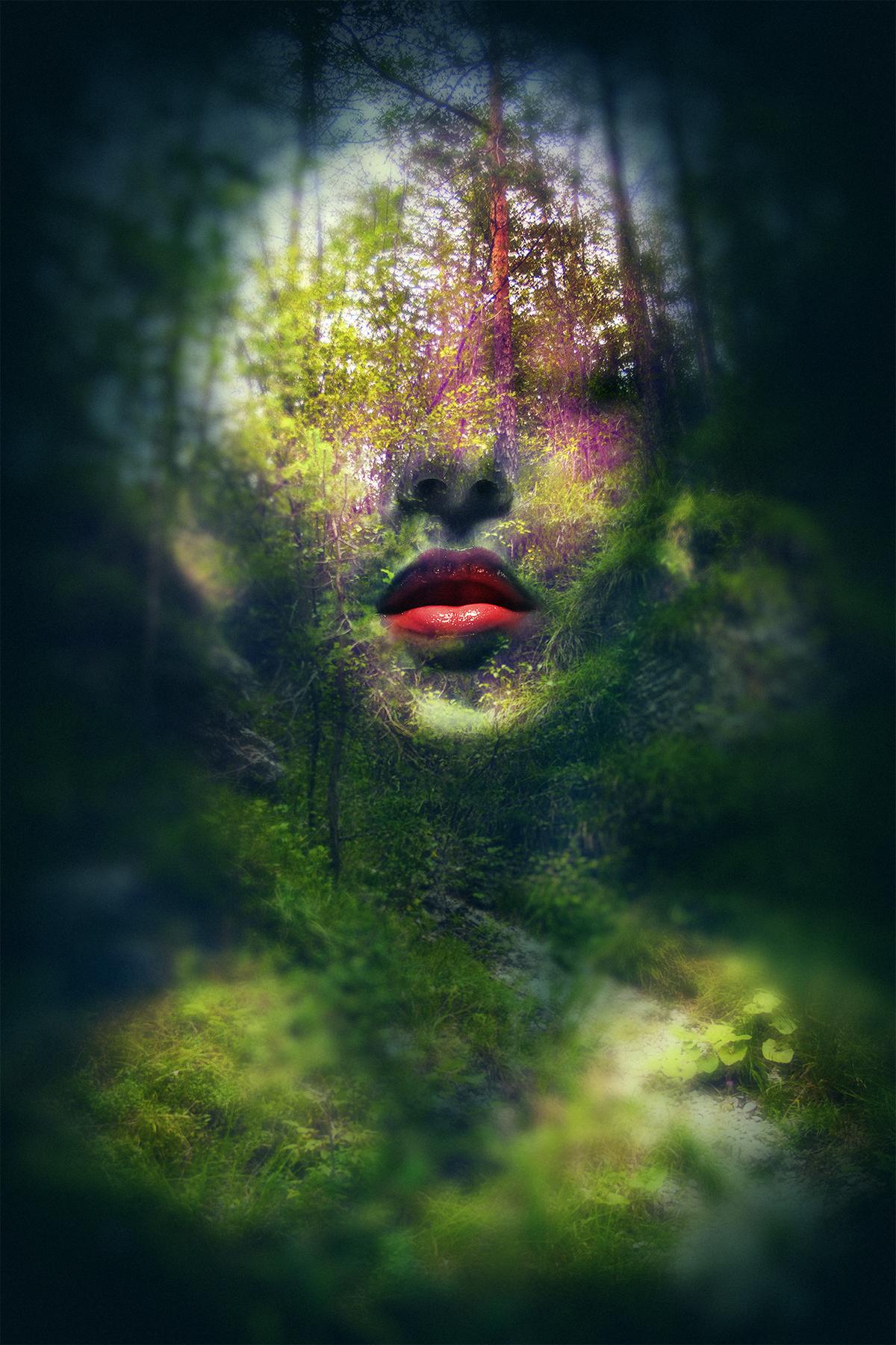 Unforgivable mistakes, digital art by Federico Bebber