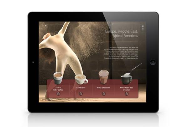 Friesland Campina Kievit Creamers, advertising project by Jeffrey Vanhoutte