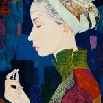 Maia Ramishvili, paintings