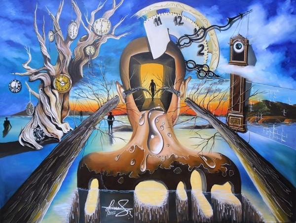 Raceanu Mihai Adrian, paintings
