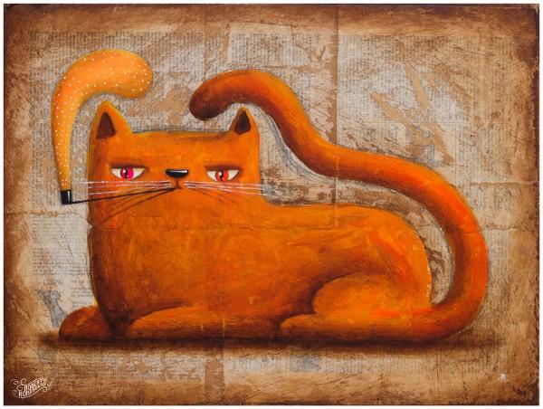 Robert Romanowicz, paintings