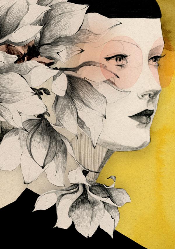 Ekaterina Koroleva, illustration