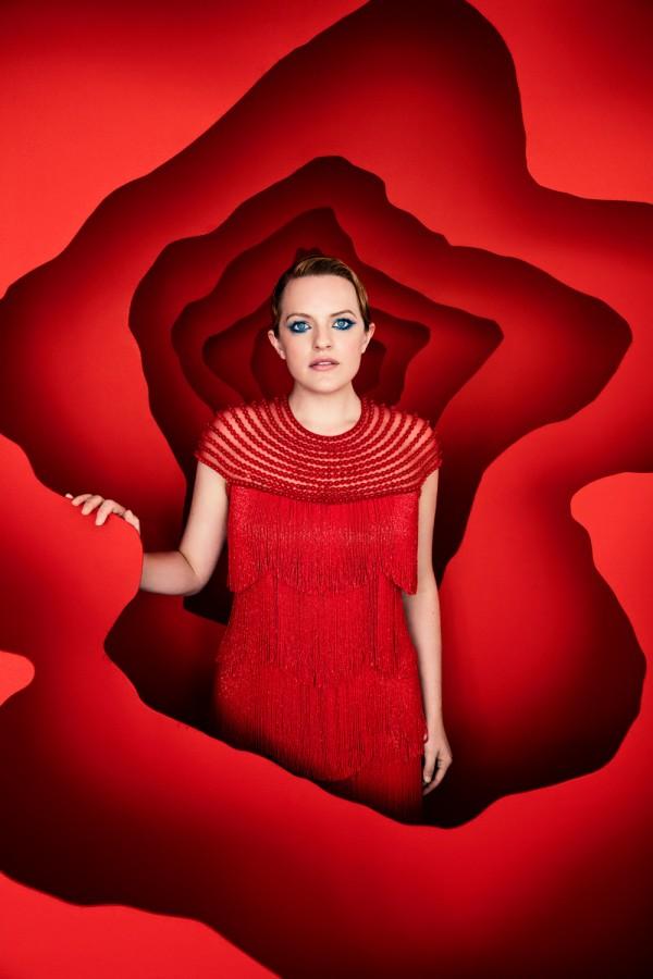 Elisabeth Moss for NY Magazine