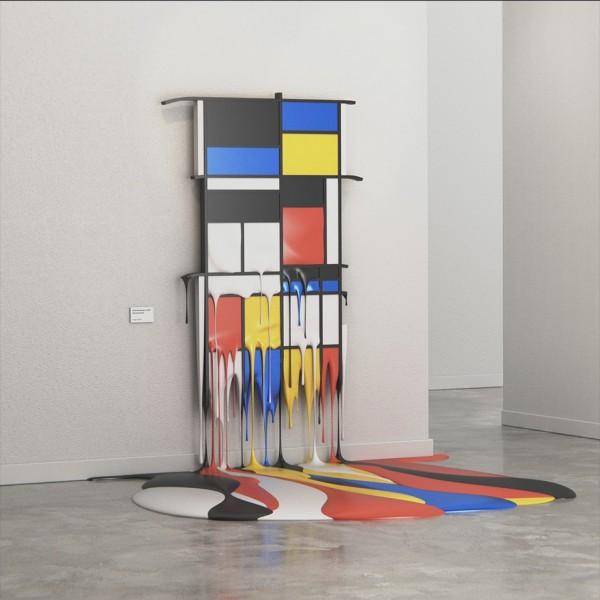 Hot Art Exhibition by Alper Dostal