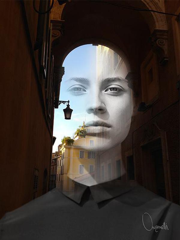 Mauro Ongarelli, digital art