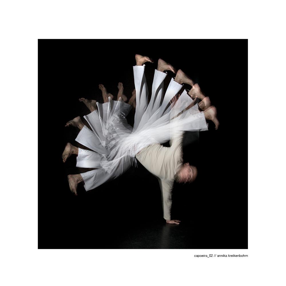 The Art of Capoeira, photography by Annika Kreikenbohm