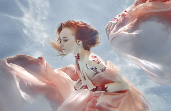 Sacred bloom, photography by Ilona D. Veresk