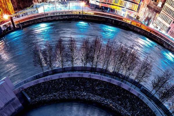 Stunning 600-megapixel view of the Manhattan Skyline