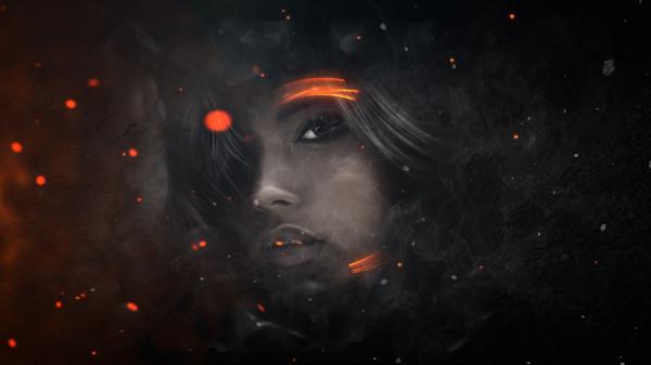 Video Project, digital art by Andy K-Art