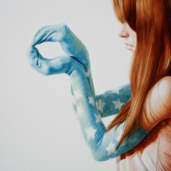 Paintings by Ali Cavanaugh