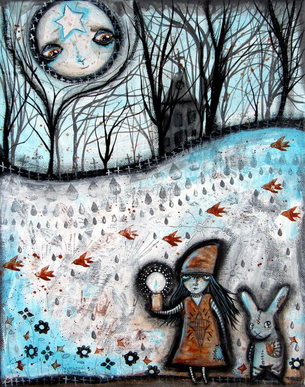 Paintings by Valery Milovic