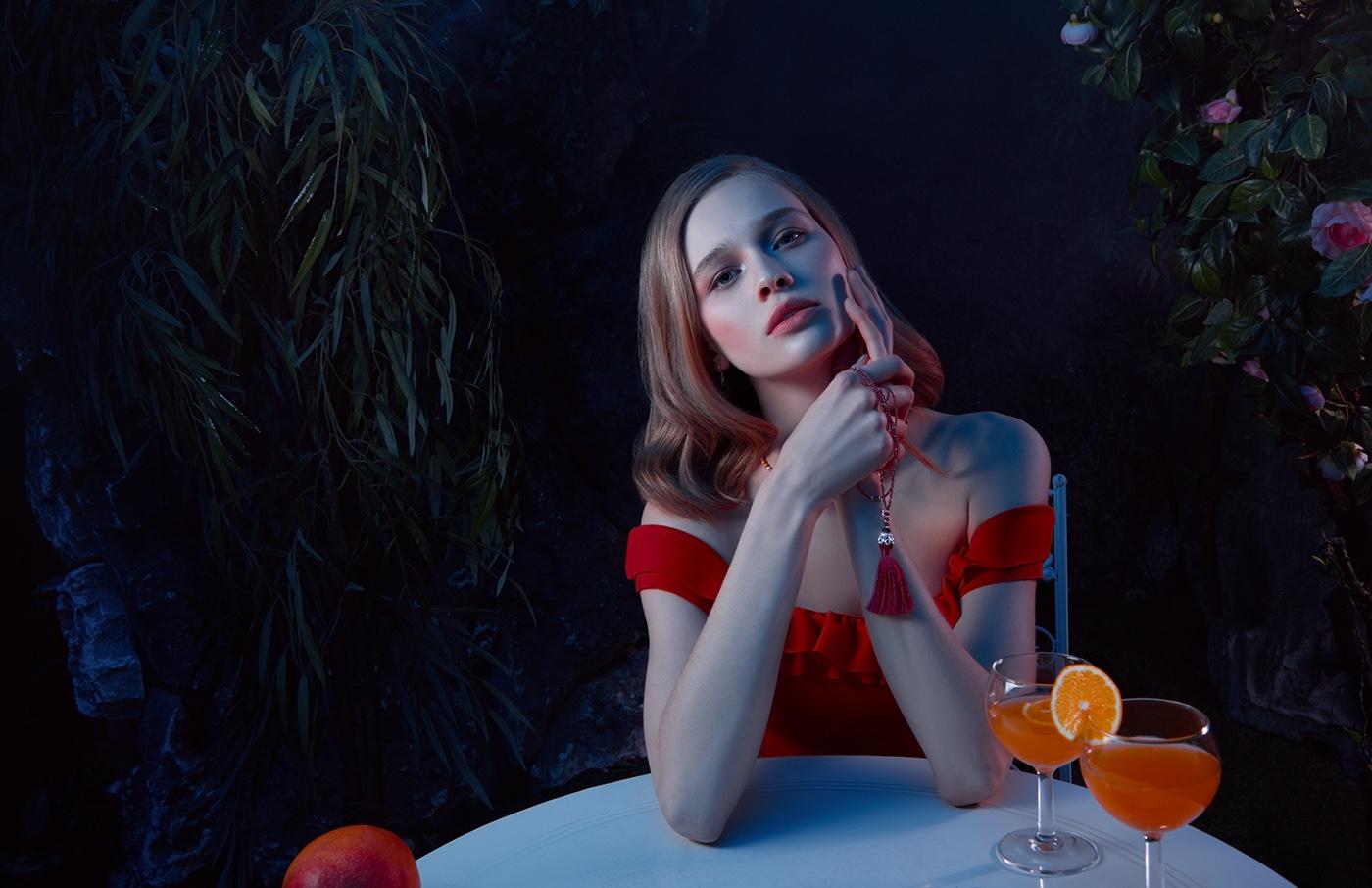 Voyage - Nasonpearl campaign, fashion photography by Ilona D. Veresk