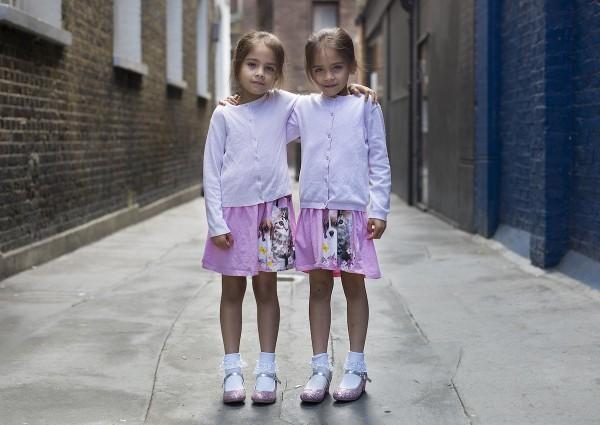 Alike But Not Alike, portrait photography by Peter Zelewski