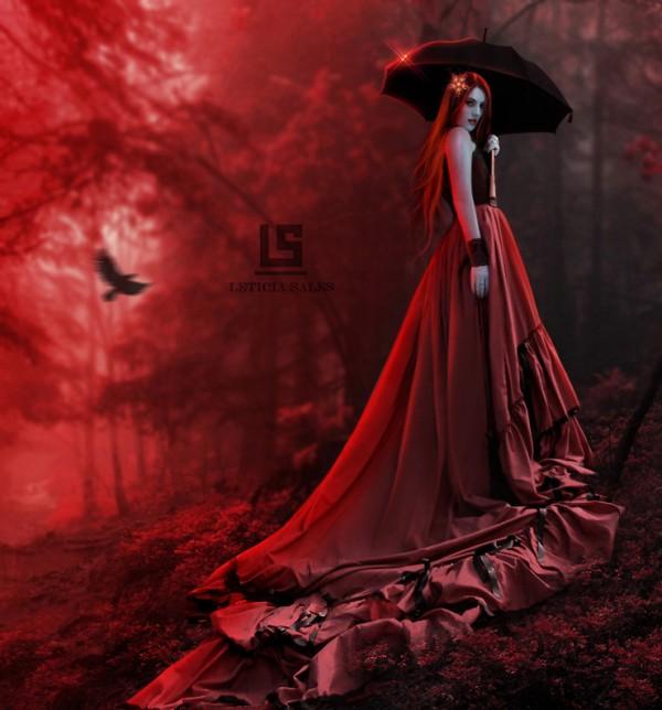 Digital art by Letícia Sales