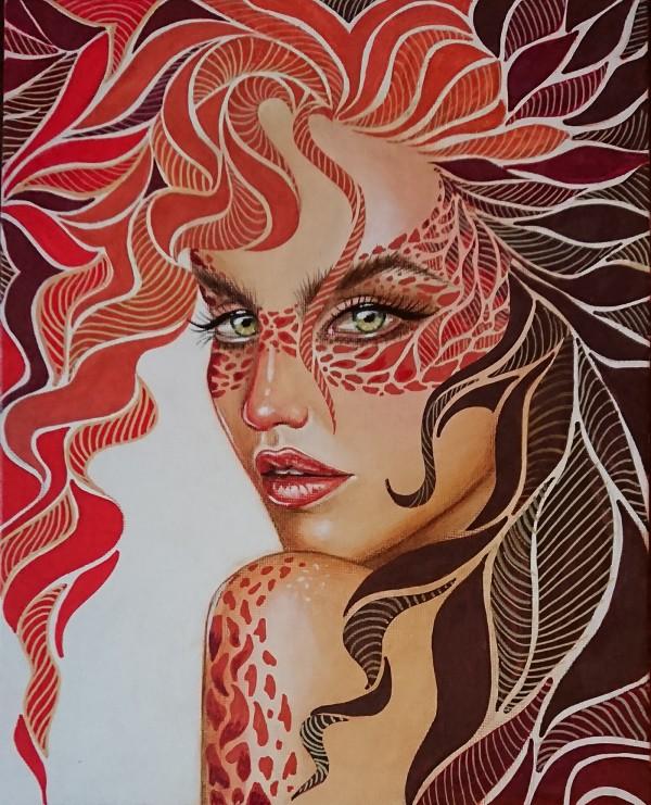 Illustration by Scarlet Arrow Finch