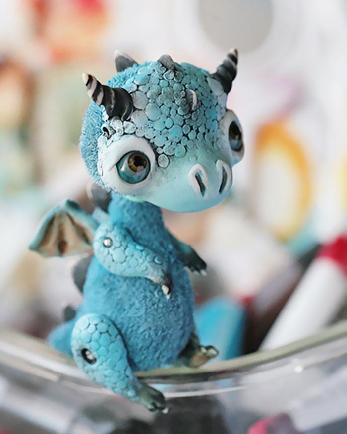 Super cute and creepy dolls created by Anna Nazarenko