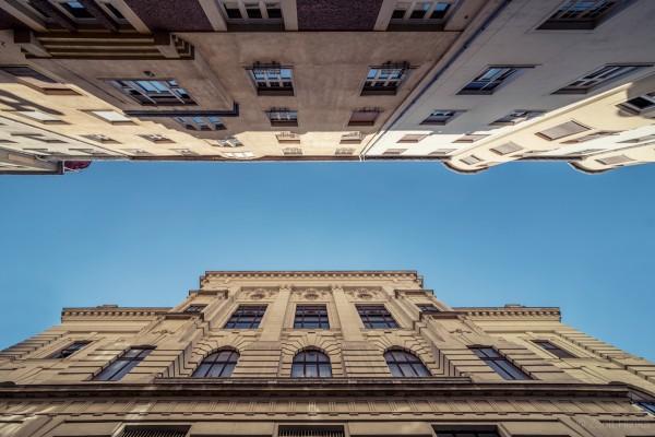 Air Corridor, photography by Zsolt Hlinka