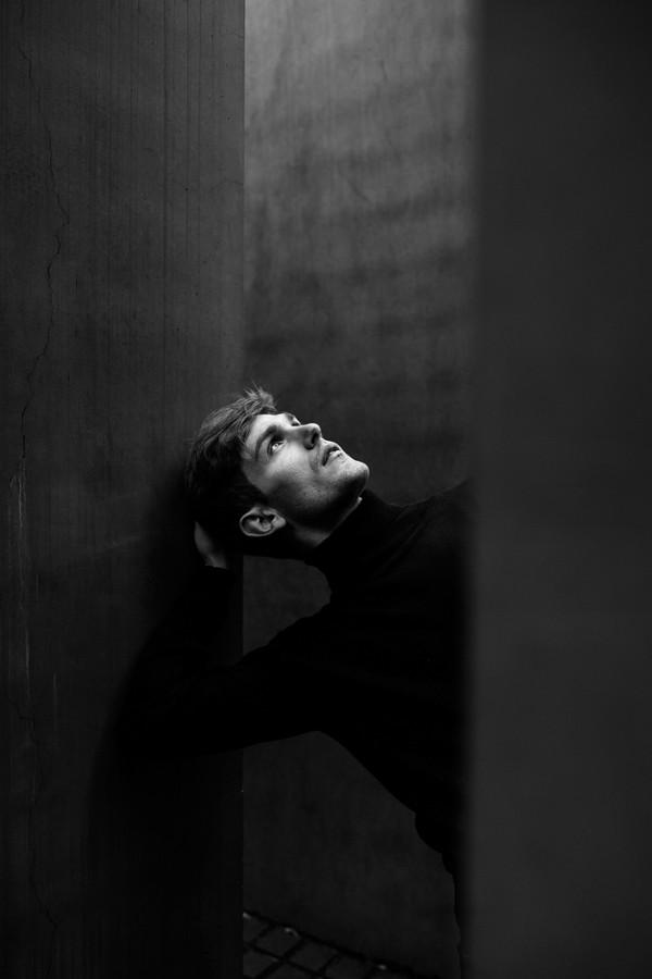 Berlin holocaust memorial, photography by Anton Muhin