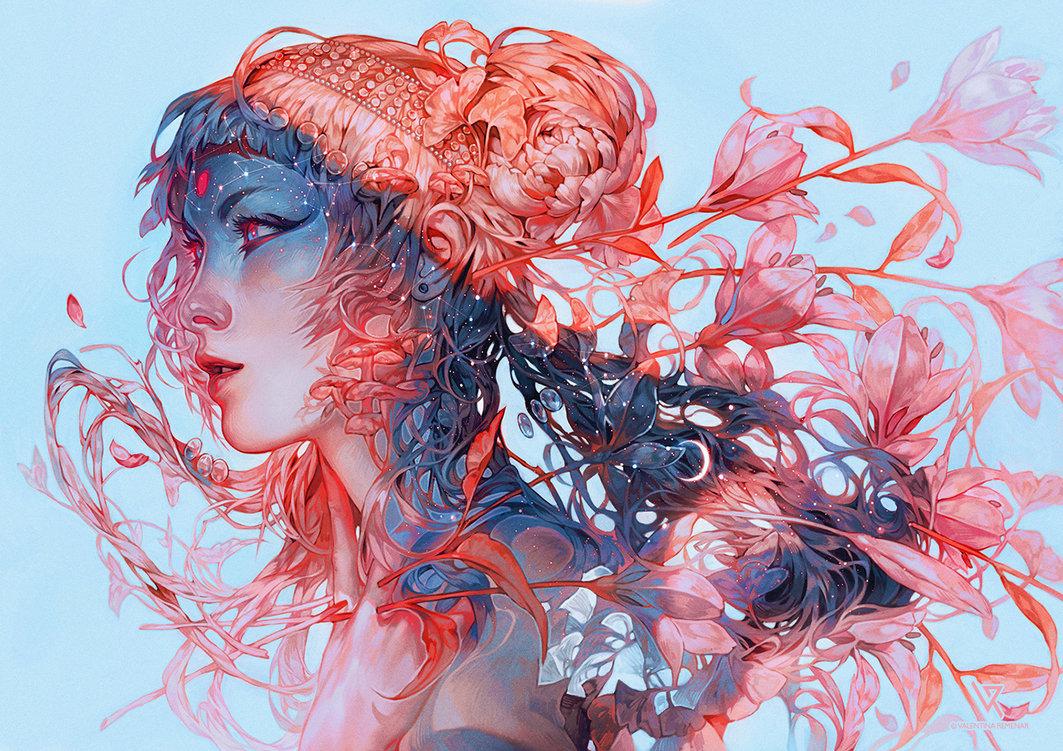 Digital art by Valentina Remenar