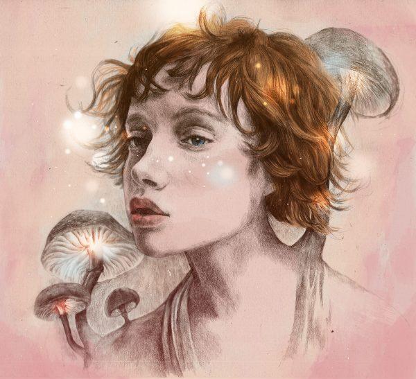 Digital illustrations by Višnja Mihatov Barić