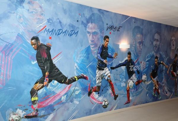 Hotel Equipe de France de Football - World Cup 2018