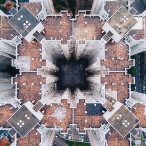 Majestic architecture of China, photography by Yu aka 5.12