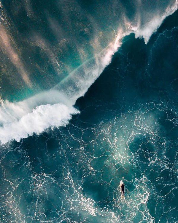 Creative aerial shots by Chris Beetham