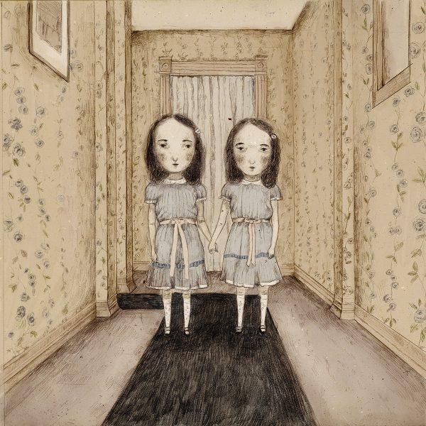 Eleonora Simeoni, illustration
