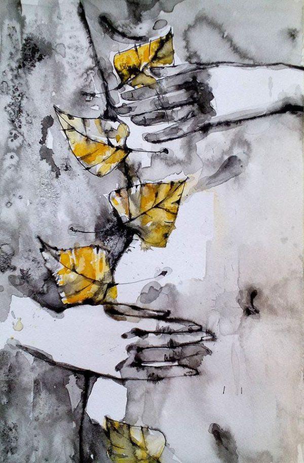Juli Balabuha, drawing