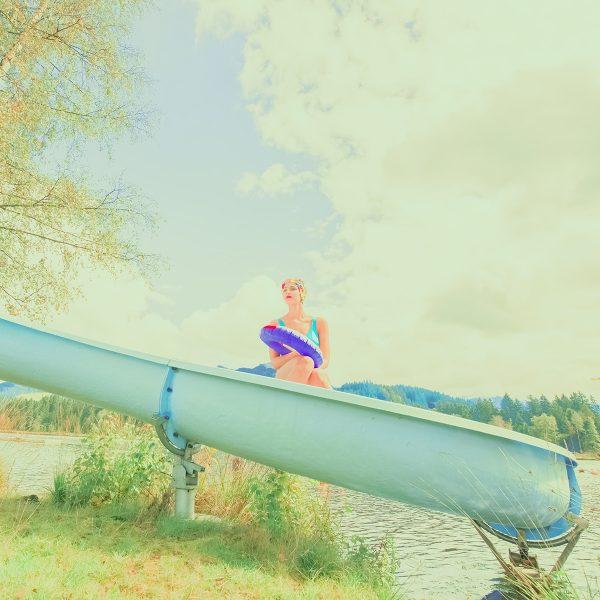 Lake, photography by Andrea Koporova