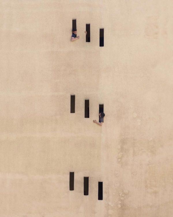 Minimalist architecture, photography by Serge Najjar