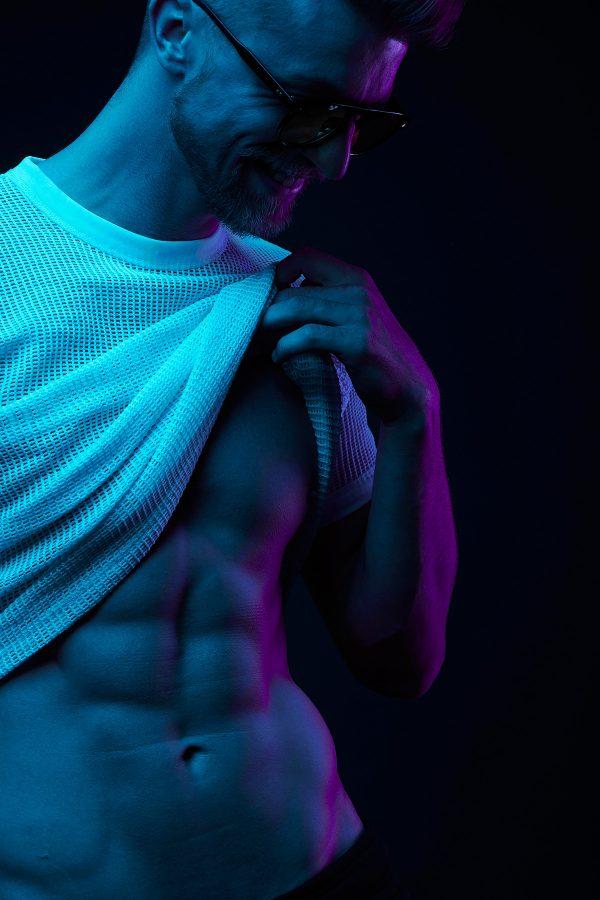 Neon 2, photography by Jaroslav Monchak