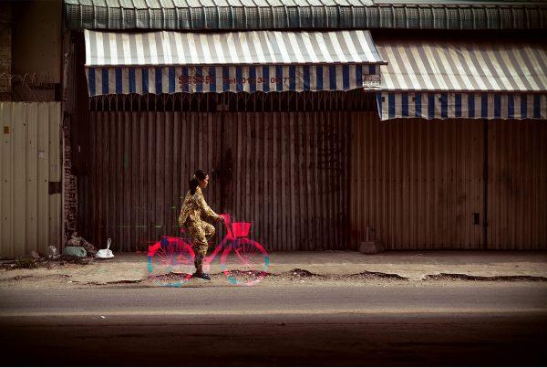 Glitches Everywhere, digital art by Aleksei Goferman