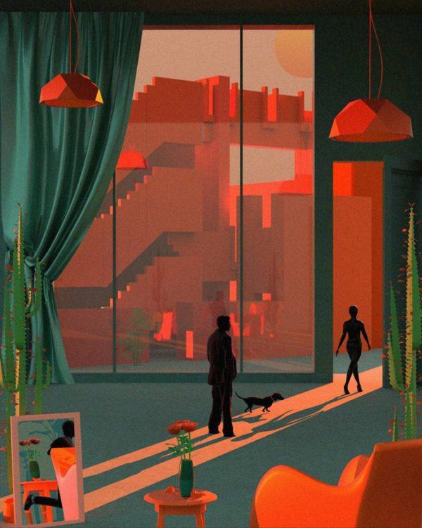 Illustration by Tishk Barzanji