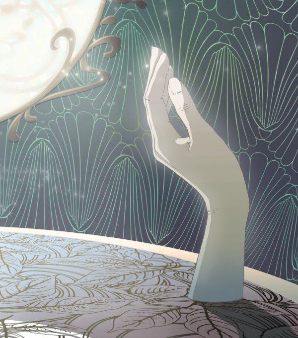 Solitude, digital art by Maja Bertole Jeras