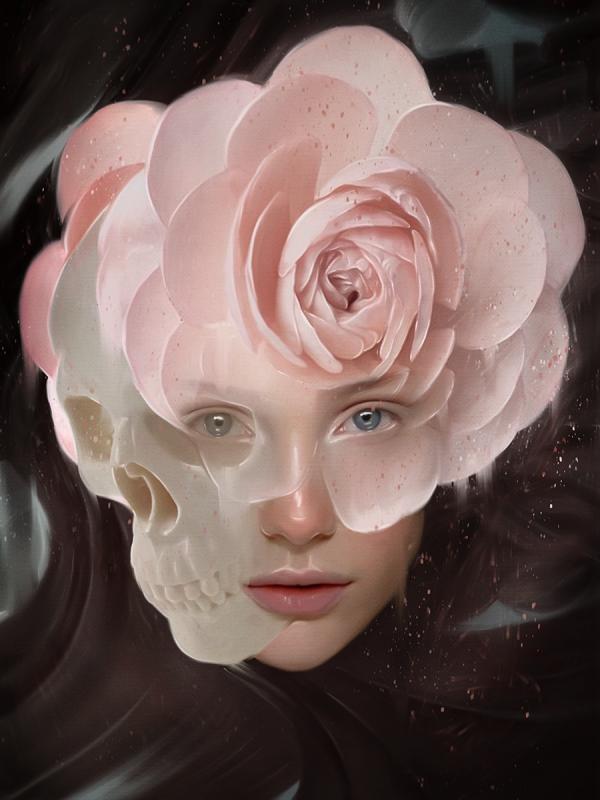 Digital art by Fedor Romanenko