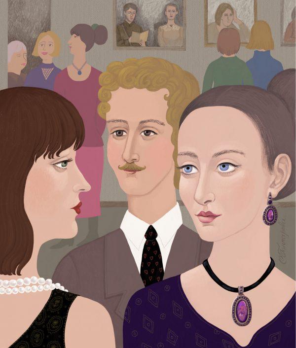 Illustration by Svetlana Goncharova
