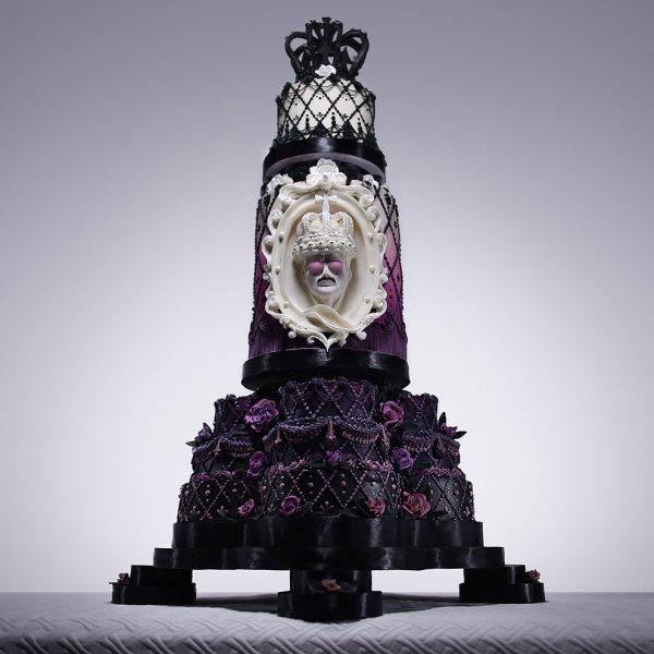 Pastry artist Christine McConnell makes amazing Freddie Mercury birthday cake
