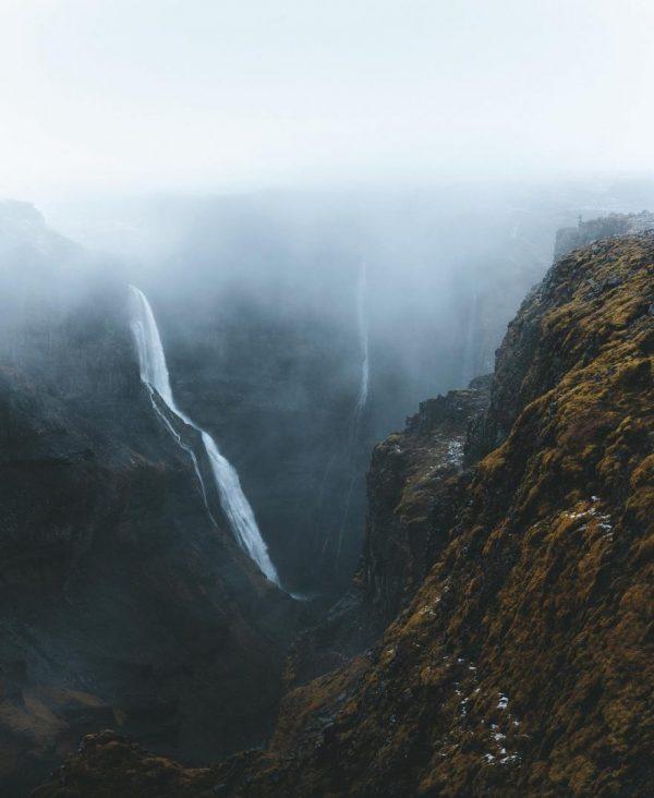 Stunning adventure photography by Niklas Söderlund